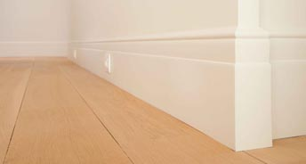 Skirting and Architrave